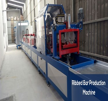 Ribbed Bar Production Machine